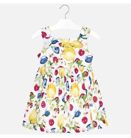 Dress, Fruit/Floral,