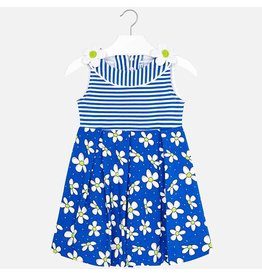 Dress, Daisy/Stripe,