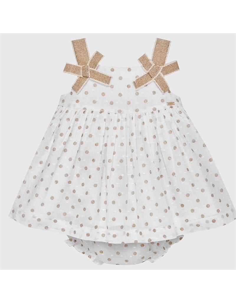 Dress, Polkadot w/Bloomers,