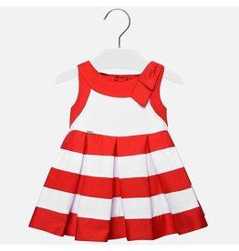 Dress, Stripe,
