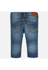 Shirt w/Jeans, L/S Stripe,