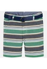Shorts, Beach Stripe, Green/Blue,