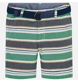 Shorts, Beach Stripe, Green/Blue,