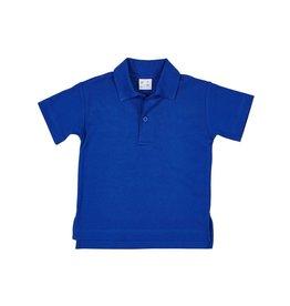 Polo Shirt, Royal,