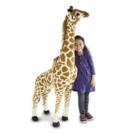 Giraffe, Large Plush