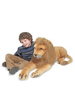 Lion, Plush, Large