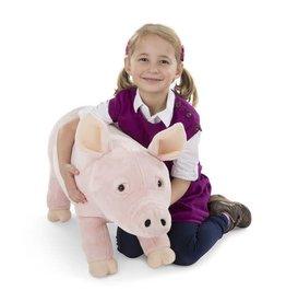 Pig, Large Plush
