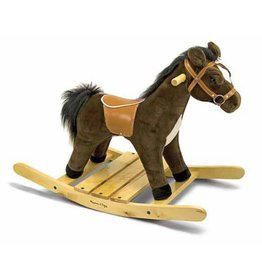 Rocking Horse, Rock & Trot