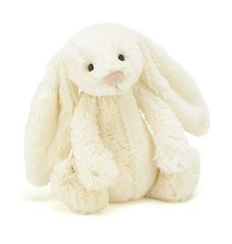 Bashful Bunny, Medium, Cream