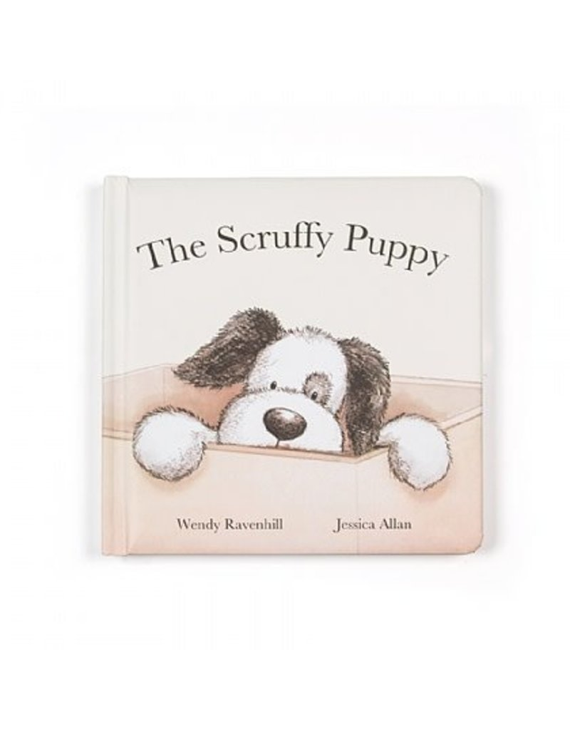 Book, The Scruffy Puppy