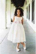 Dress, Silk Bodice w/Tulle Skirt