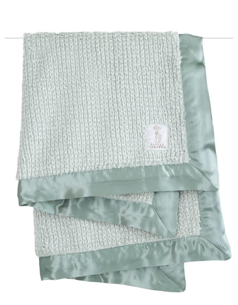 Blanket, Luxe Herringbone
