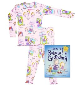 Pajamas w/Book, How to Babysit a Grandma