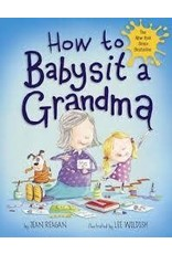 Pajamas w/Book, How to Babysit a Grandma