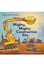 Pajamas w/Book, Mighty Mighty Construction Site