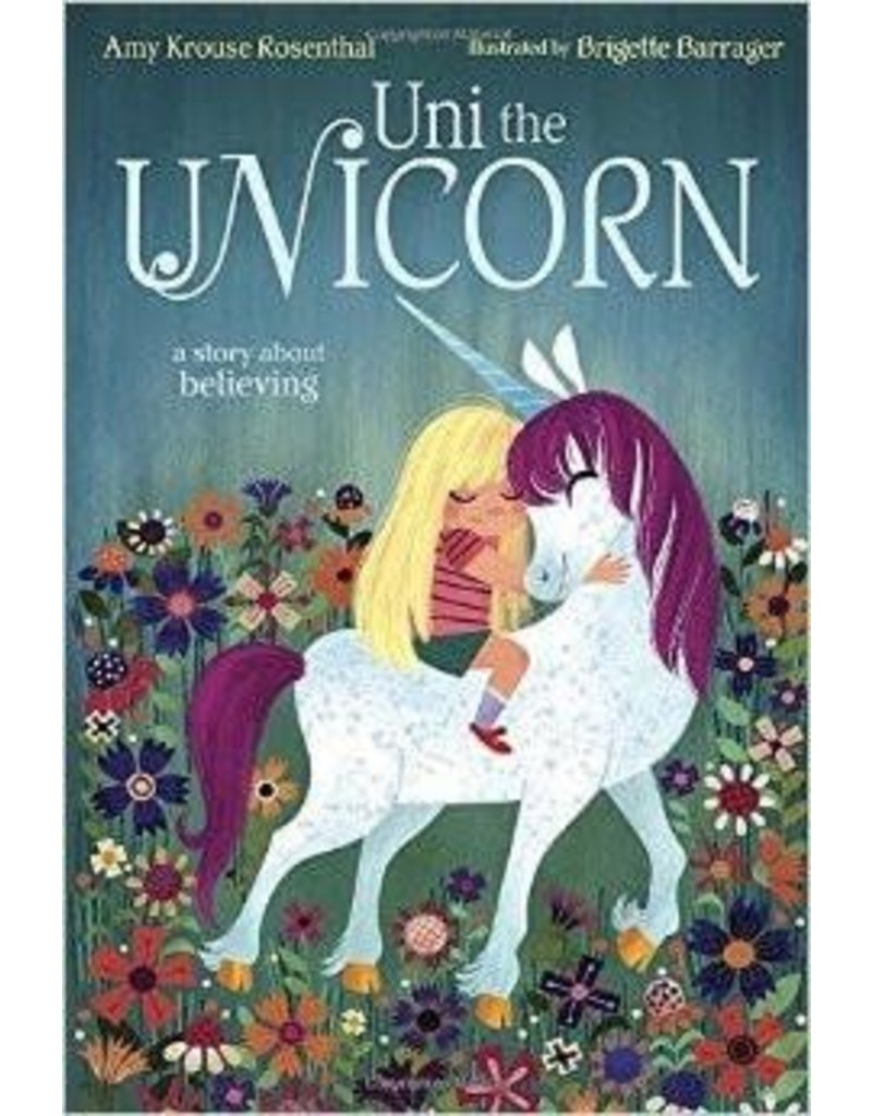 Pajamas w/Book, Lavender, Uni The Unicorn,