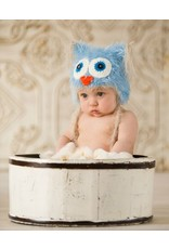 Hat, Fisher Owl, Super Soft Knit