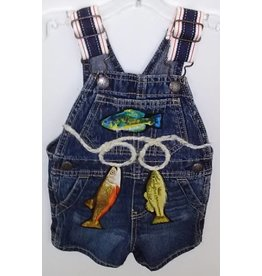 Shortall, Fishing, Denim