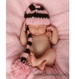 Hat, Finley Pom Pom , Soft Yarn