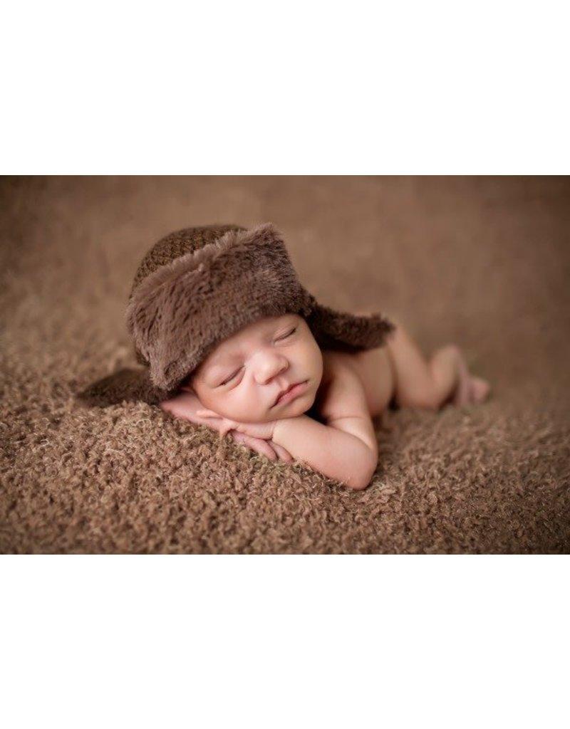 Hat, Flynn Aviator, Soft Yarn