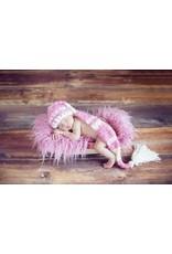 Hat, River Plush Newborn, Soft Yarn