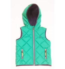 Vest w/Hood, Polar Fleece Lined, Jonah