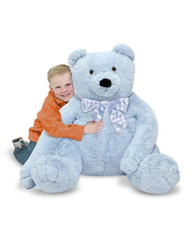 Bear, Jumbo Teddy, Plush,