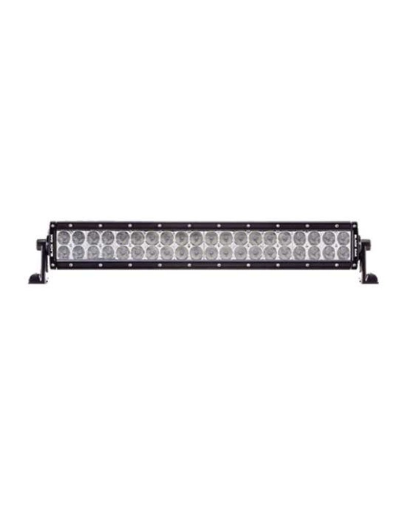 Black Oak Black Oak- 20 Inch Double Row Straight 5w Combo Bar-