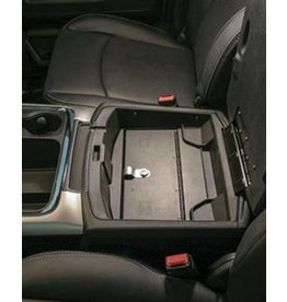 Tuffy Security Tuffy Center Console Insert Dodge Ram