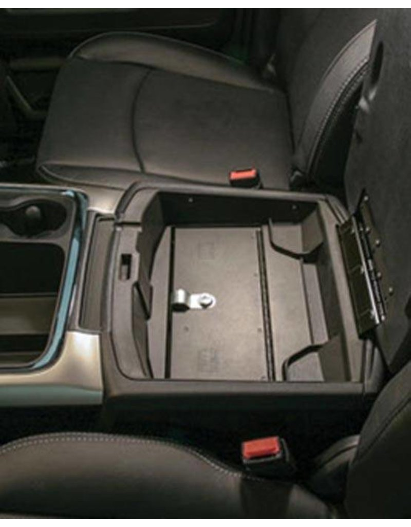 Tuffy Security Tuffy Center Console Insert for 2010 Ram-Current
