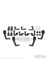 Westin Westin - HDX Drop Wheel-to-Wheel Nerf Step Bars