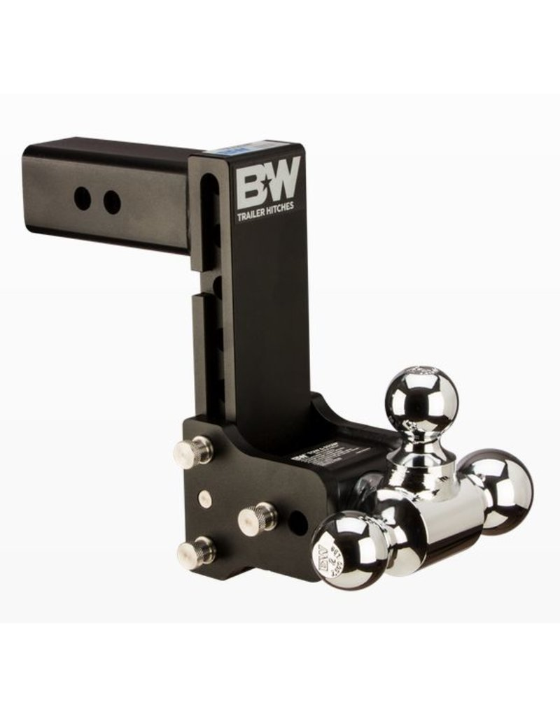 """B&W Hitches B&W Hitches - Tow and Stow Hitch  2.5"""" Shank"""