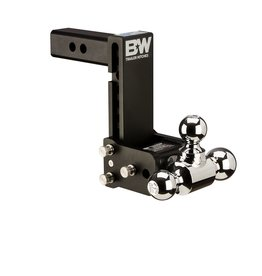 B&W Hitches B&W Trailer Hitches Tow & Stow Model 10 Blk 2""