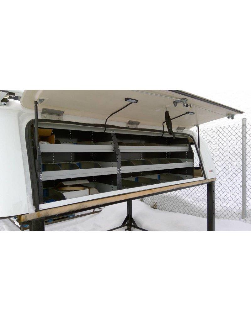 Snugtop SnugTop- SnugPro XL For 2014-2018 Regular Cab Long Bed -S/N L72147