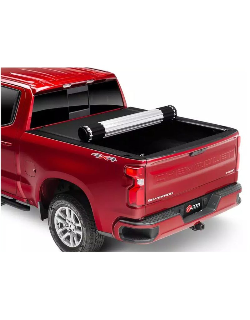 "Bak Industries Bak Industries- Revolver X4 14-18 GM Silverado,Sierra & 2019 Legacy/Limited 6' 6"" Bed  (2014 1500 Only, 2015-2019 1500,2500,3500) - 79121"