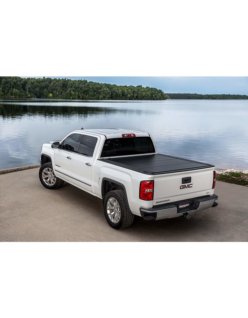 UnderCover UnderCover- Ultra Flex-  2014-2018 Chevrolet Silverado/GMC Sierra 1500-3500HD 6.5ft Short Bed Std/Ext/Crew Matte Black Finish(2014 1500 Only, 2015-2019 1500,2500,3500)  - UX12019