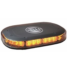 Hella Hella MLB 100 Micro LED Light Bar Fixed, 12 - 24 V, Amber- H27996001