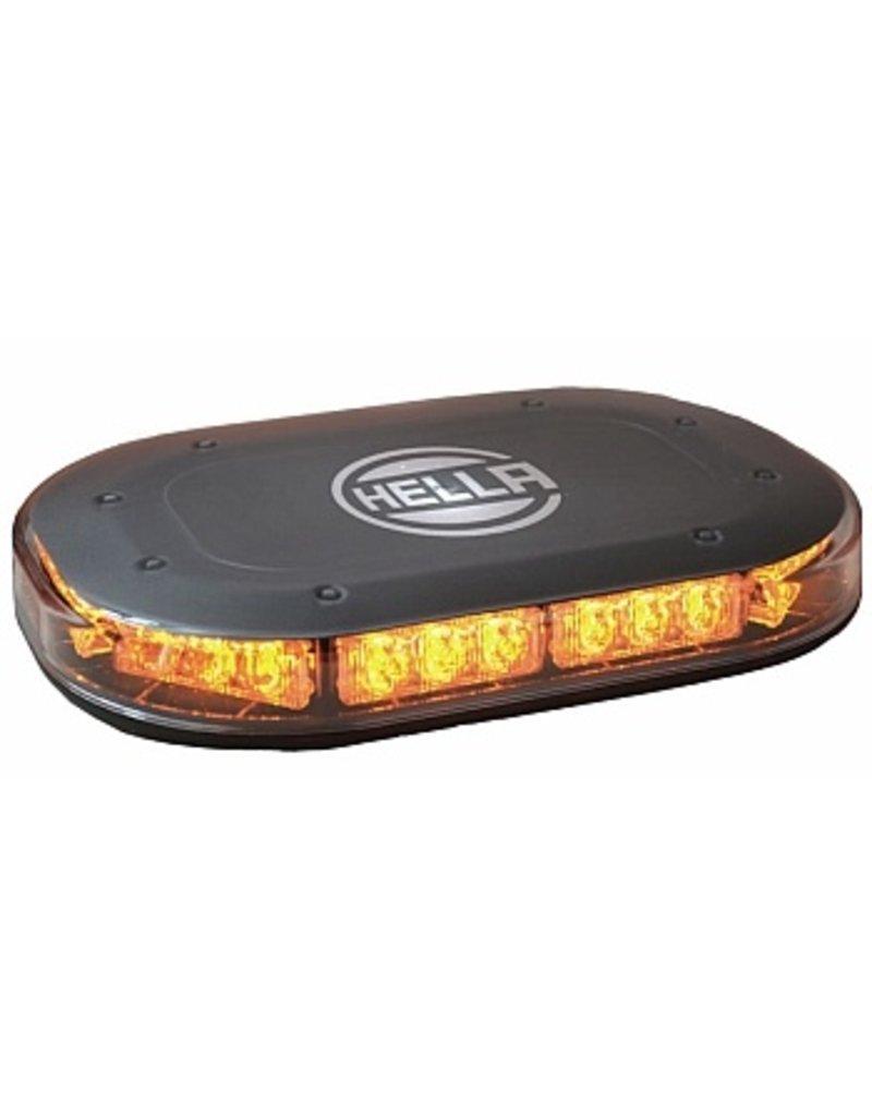 Hella Hella MLB 100 Micro LED Light Bar Fixed, 12 - 24 V, Amber- H27996001