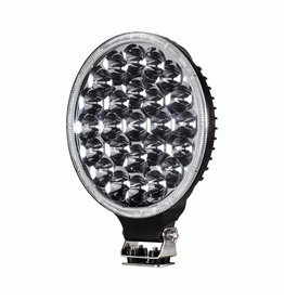 "Heise Heise- 9"" Round - 25 Led  - HE-DL5"