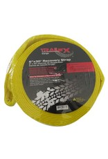 "TrailFX TrailFX - Recovery Strap 30'x6"",Rated To 30000lbs-C16019Y"