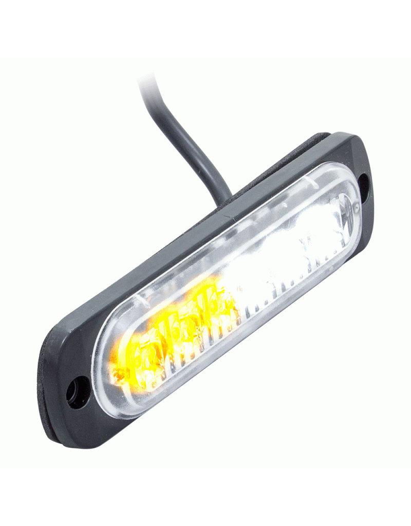 Heise Heise- Lite Marker Light- Amber/ White - HE-MULTE-6WA