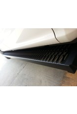 TrailFX TrailFX -Agressive Running Board for 15+F150 or 17+ Superduty Crew Cab - RBA012TI