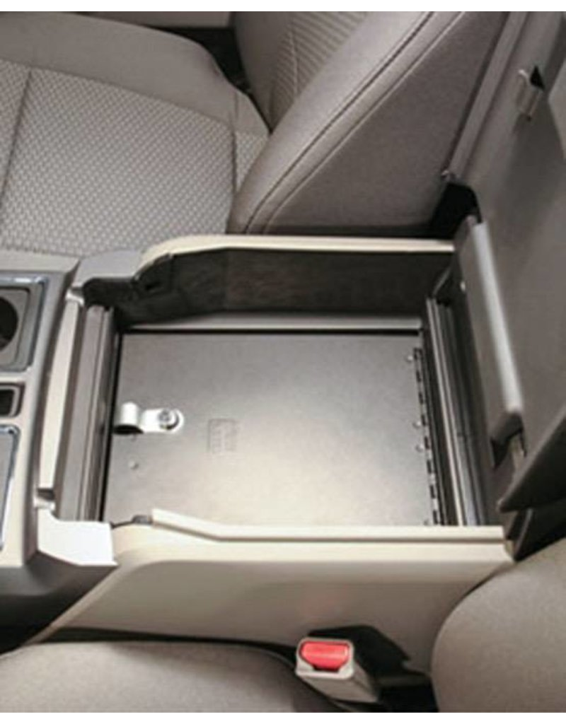 Tuffy Security Tuffy Ford F-Series Security Console Insert
