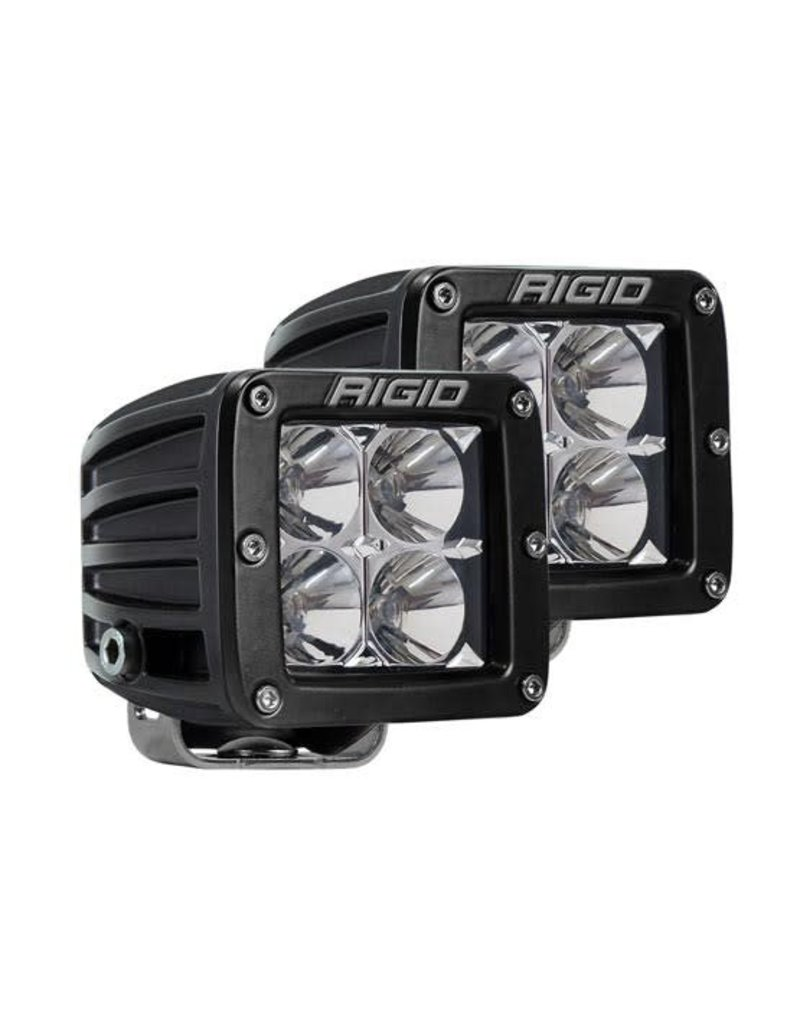 Rigid Industries Rigid Industries - D-SRS PRO FLD SM/2- 202113