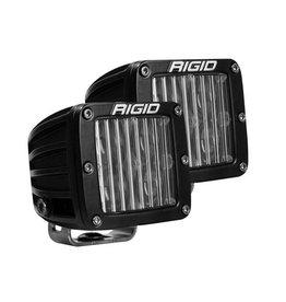 Rigid Industries SAE Compliant D-Series Fog Light Set
