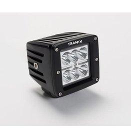 TrailFX Trail FX Lights- 2x3 18W Cube Single Spot - 2123131