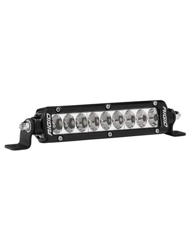 Rigid Light Bar >> Rigid Industries Rigid Lighting 6 Led Sr2 Light Bar 906613