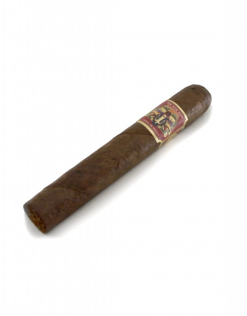 Foundation Cigar Company The Wise Man Maduro Toro Huaco BOX
