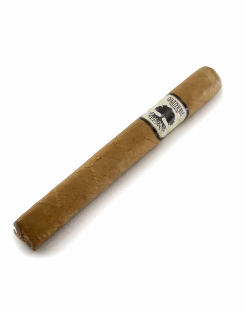 Foundation Cigar Company Charter Oak CT Shade Petite Corona