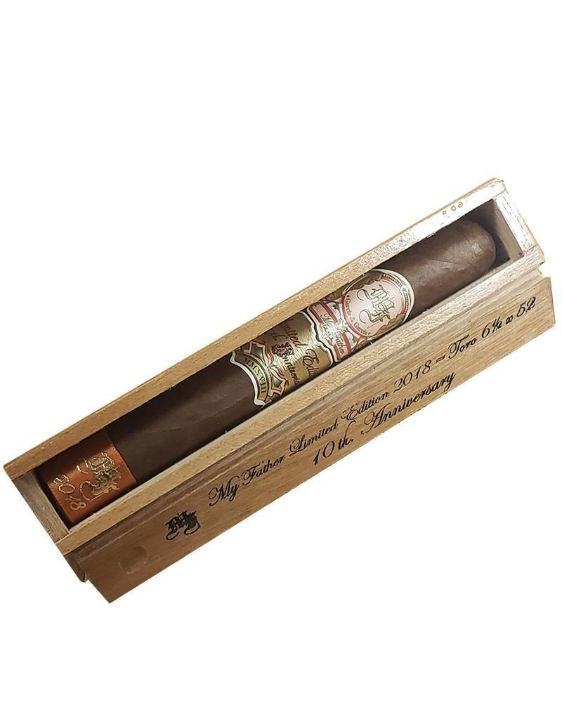 My Father Cigars My Father Ltd 2018 10th Anniversary
